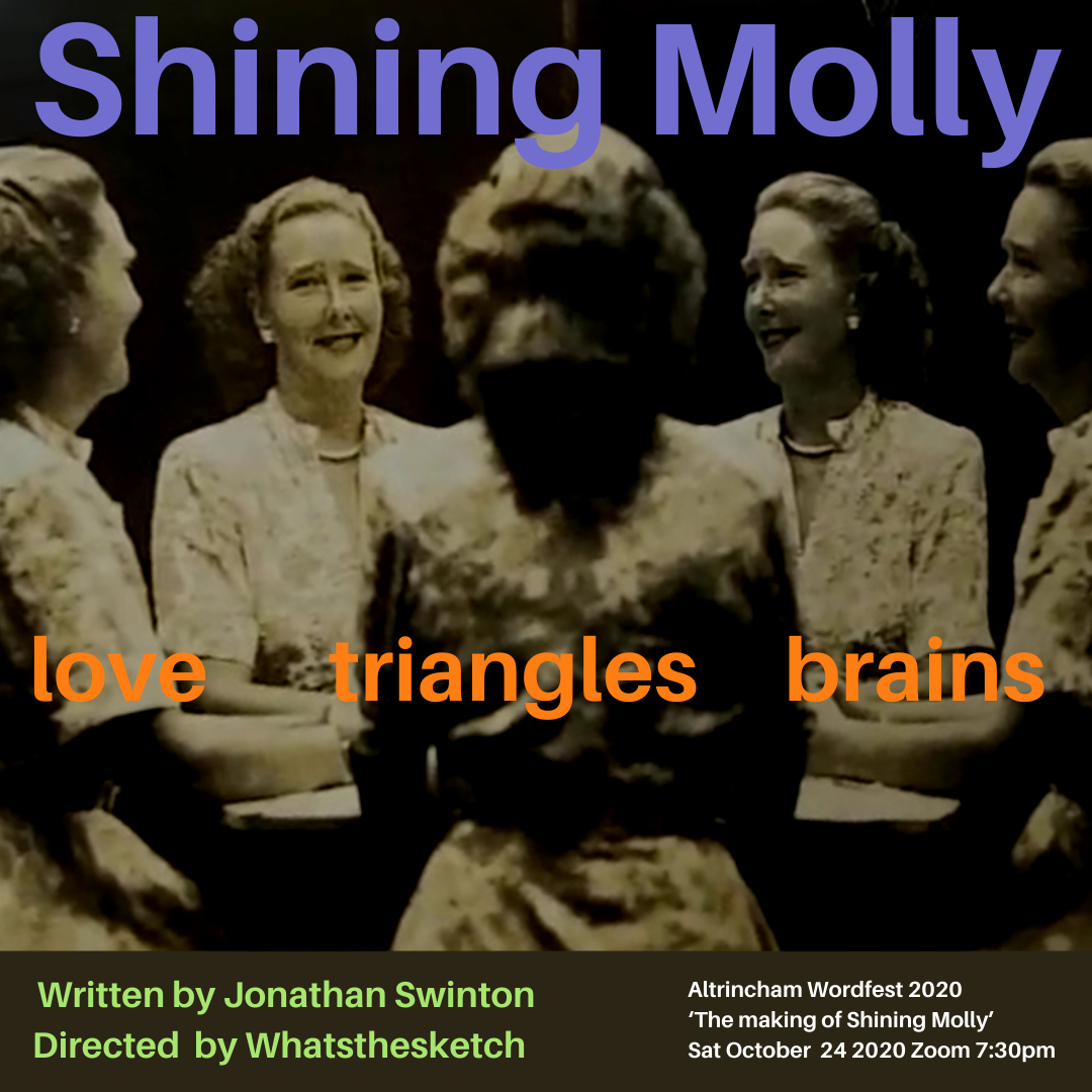 Shining Molly poster